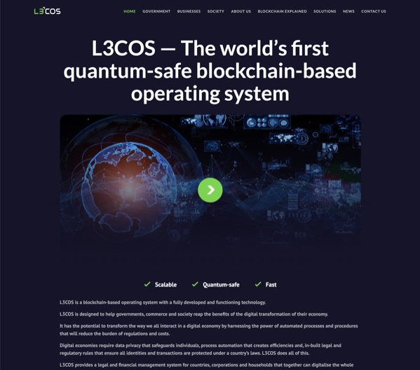 L3cos website